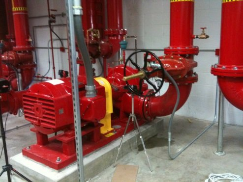 Fire Pumps Installation Amp Retrofitting Services
